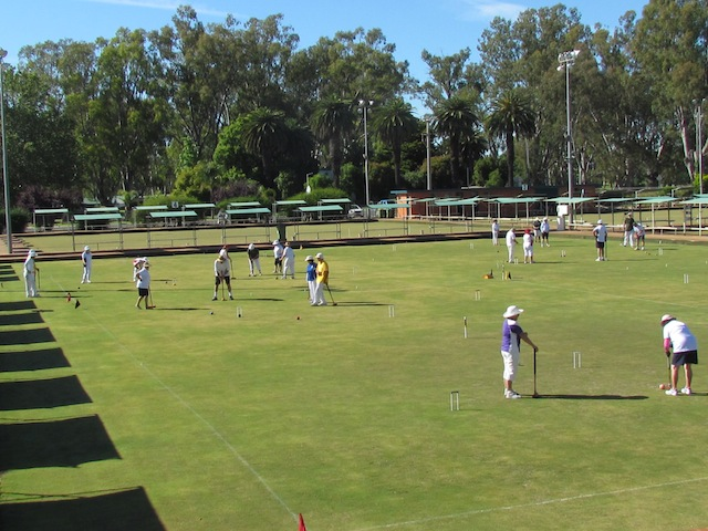 club page corowa civic croquet club croquet victoria. Black Bedroom Furniture Sets. Home Design Ideas
